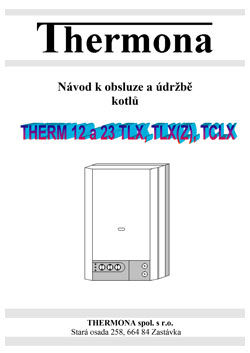 THERM 12, 23 TCLX