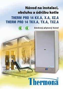 THERM PRO 14 X.A, TX.A