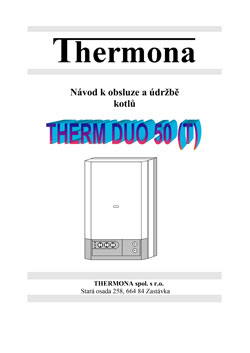 THERM DUO 50, 50 T