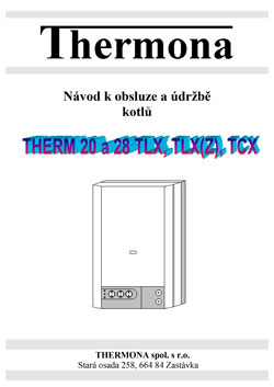 THERM 20, 28 TLX(Z)