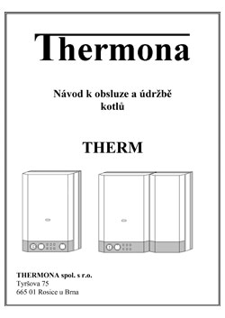 THERM 12, 23 LX