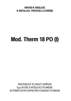 THERM 18 PO