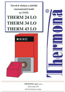 THERM 24, 34, 43 LO